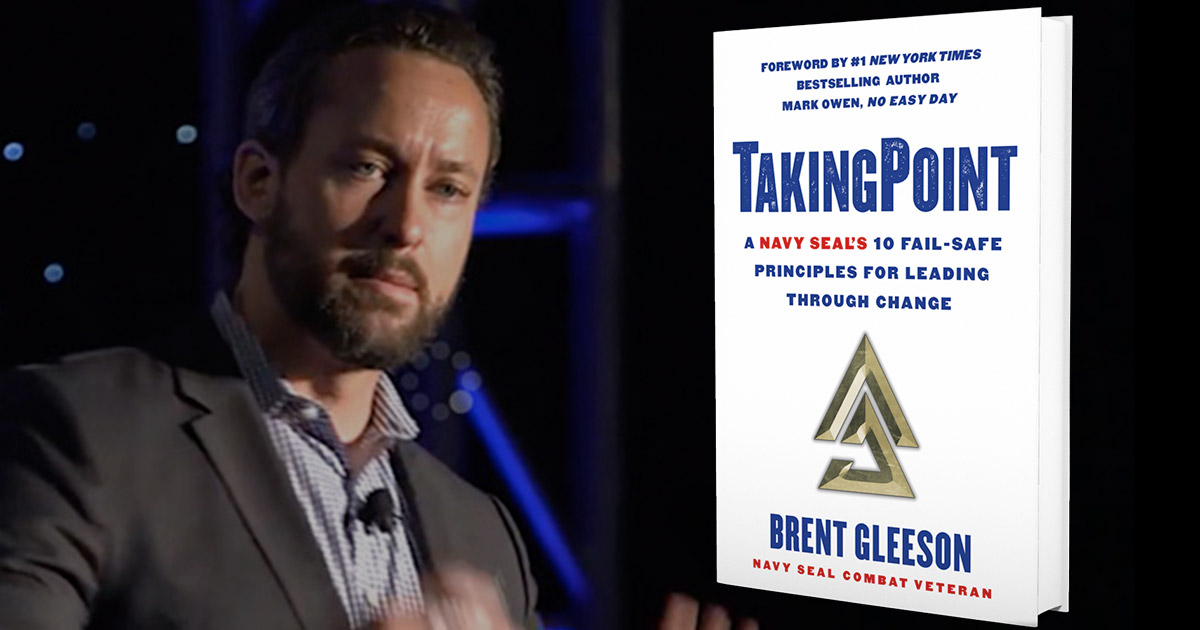 TakingPoint Book | A Navy SEALs 10 Fail Safe Principles for Leading