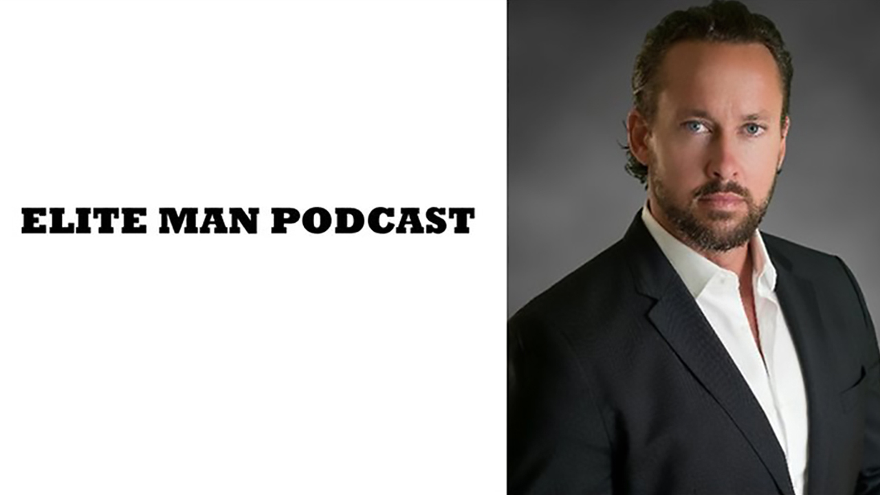 Elite Man Podcast - Brent Gleeson