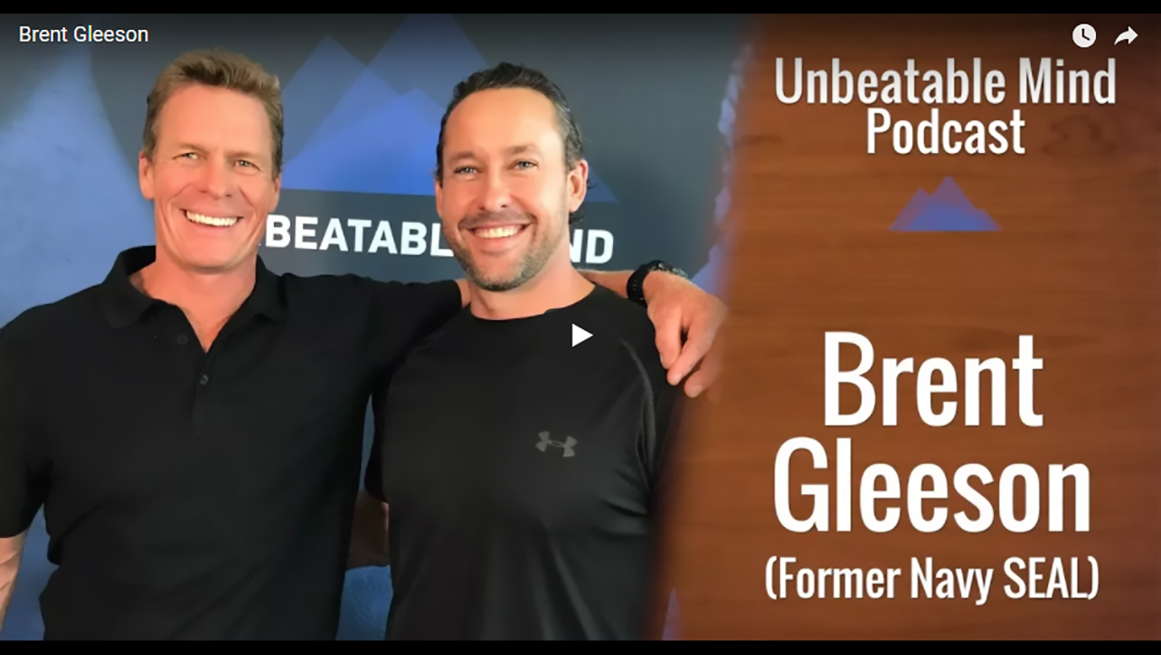 Unbeatable Mind Podcast - Brent Gleeson